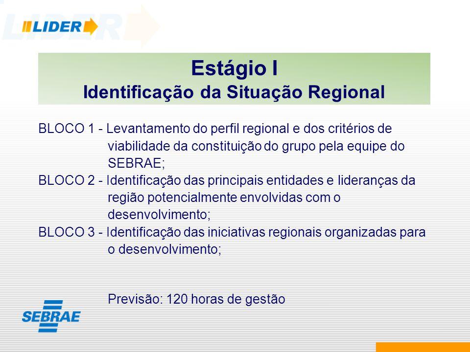 Identificação da Situação Regional