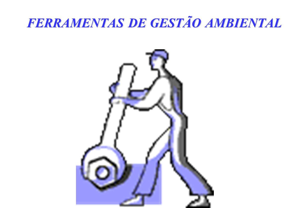FERRAMENTAS DE GESTÃO AMBIENTAL