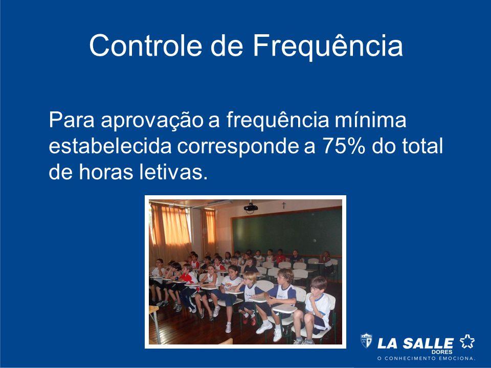 Controle de Frequência