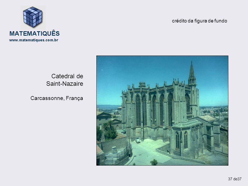 Catedral de Saint-Nazaire Carcassonne, França