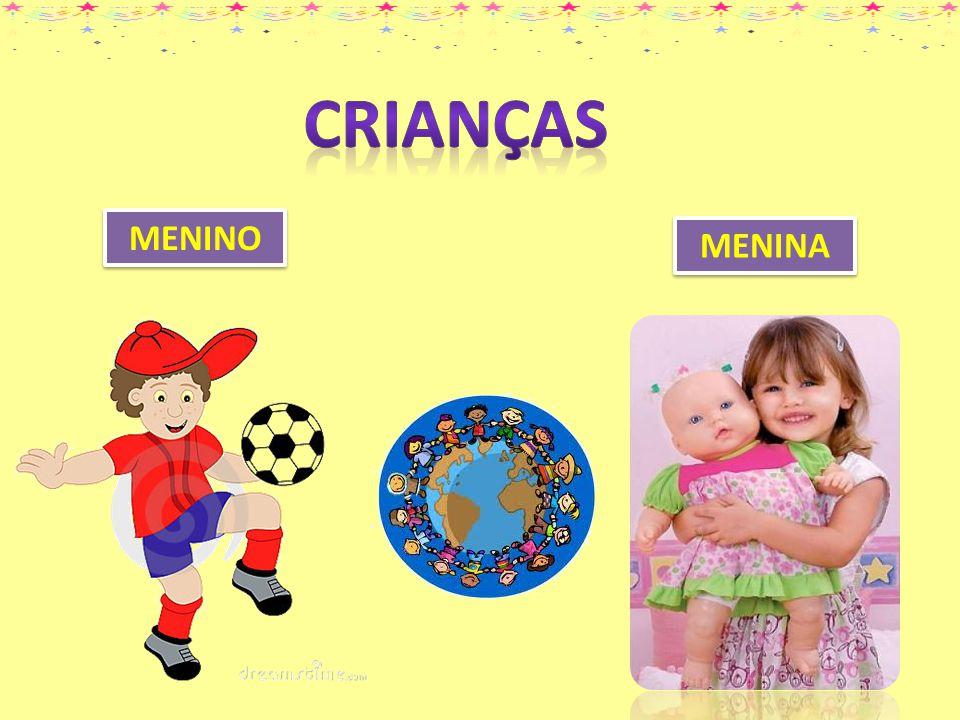 crianças MENINO MENINA