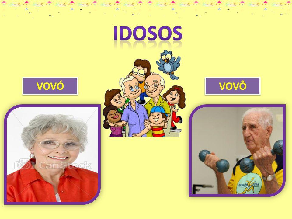 idosos VOVÓ VOVÔ