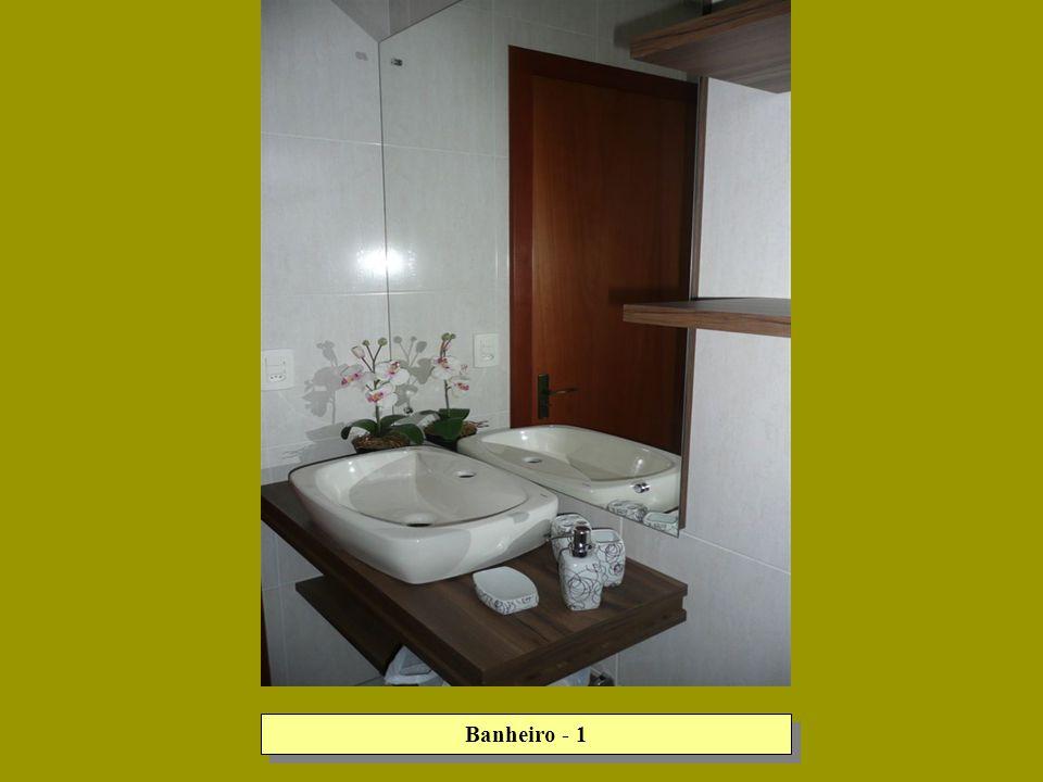 Banheiro - 1