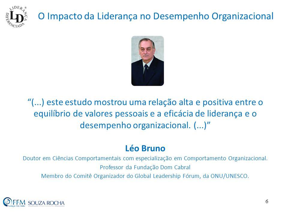 Professor da Fundação Dom Cabral