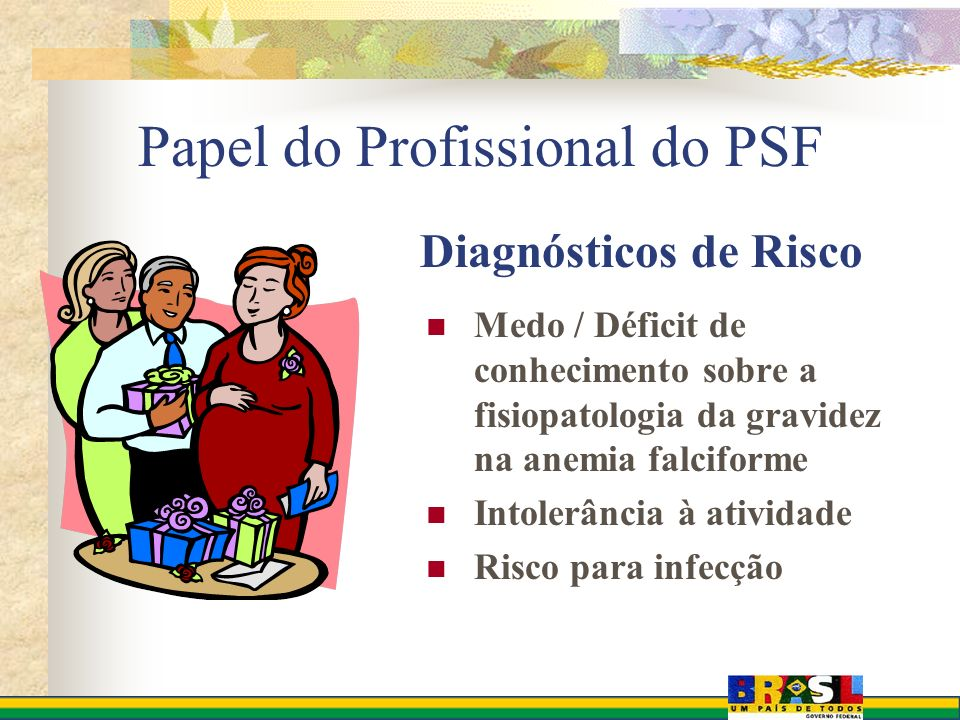 Papel do Profissional do PSF