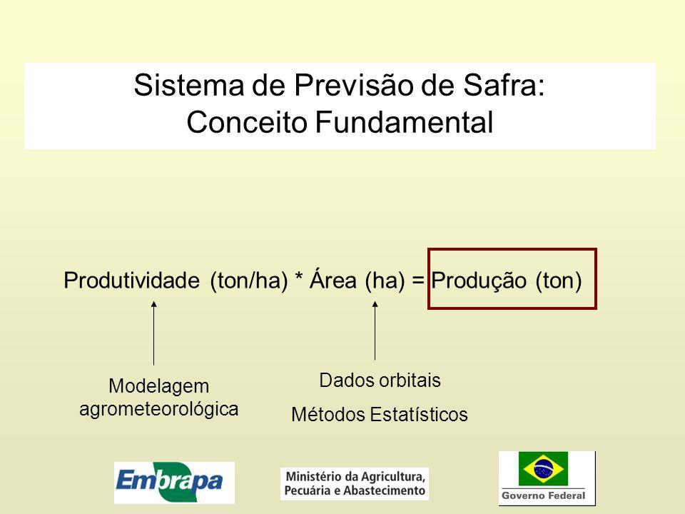 Sistema de Previsão de Safra: Conceito Fundamental