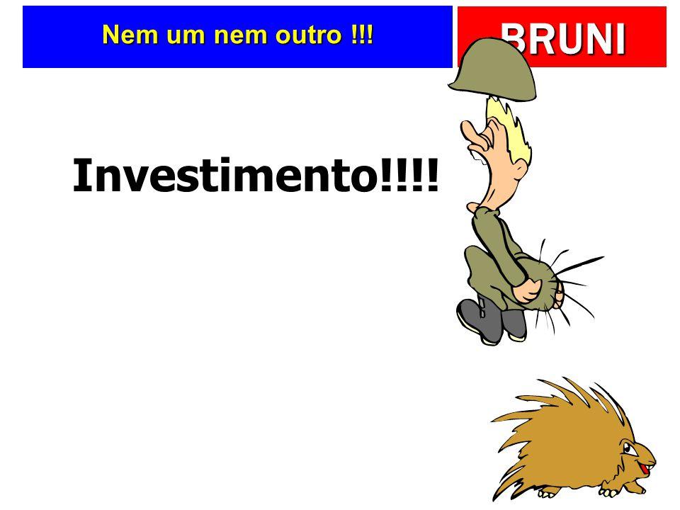 Nem um nem outro !!! Investimento!!!!