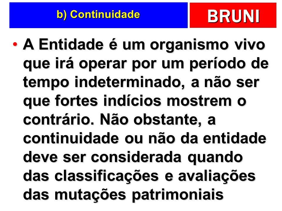 b) Continuidade