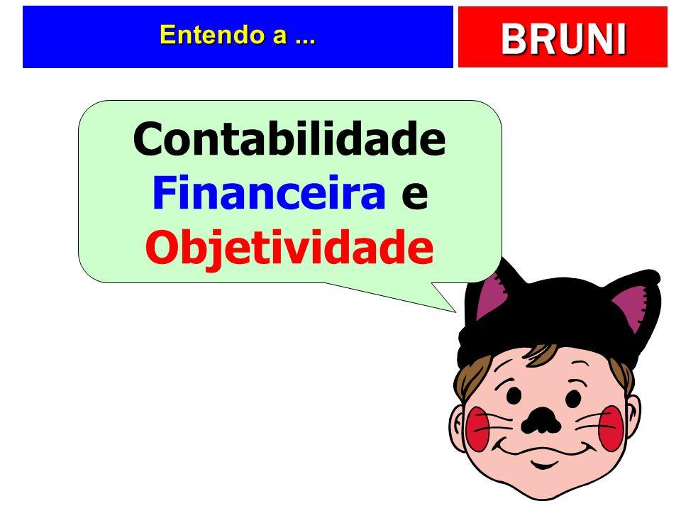 Contabilidade Financeira e Objetividade