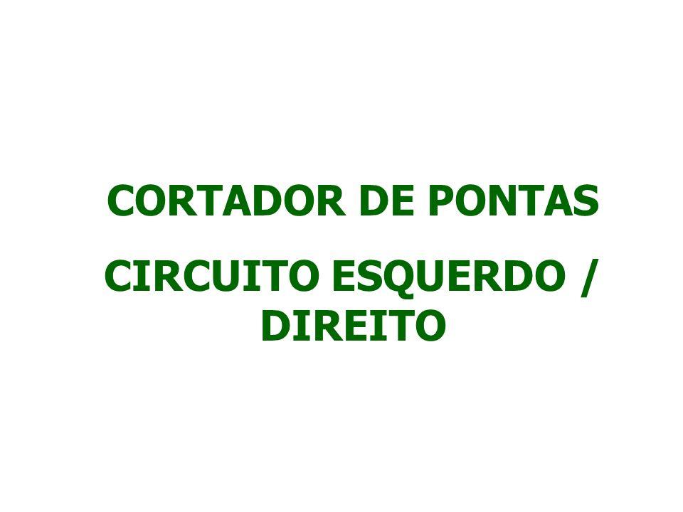 CIRCUITO ESQUERDO / DIREITO