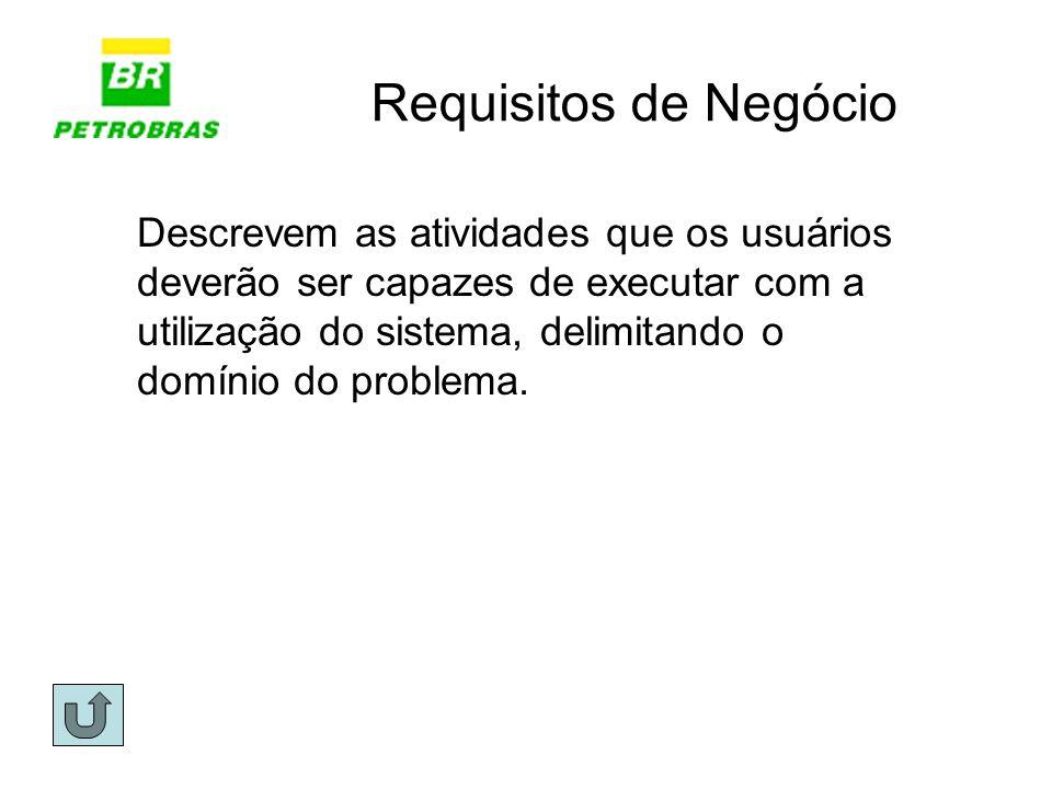 Requisitos de Negócio