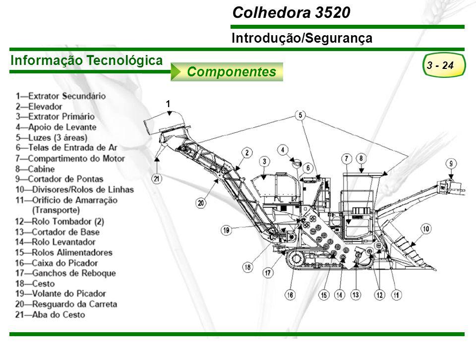 Informação Tecnológica Componentes