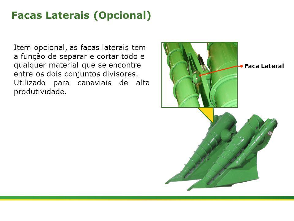 Facas Laterais (Opcional)