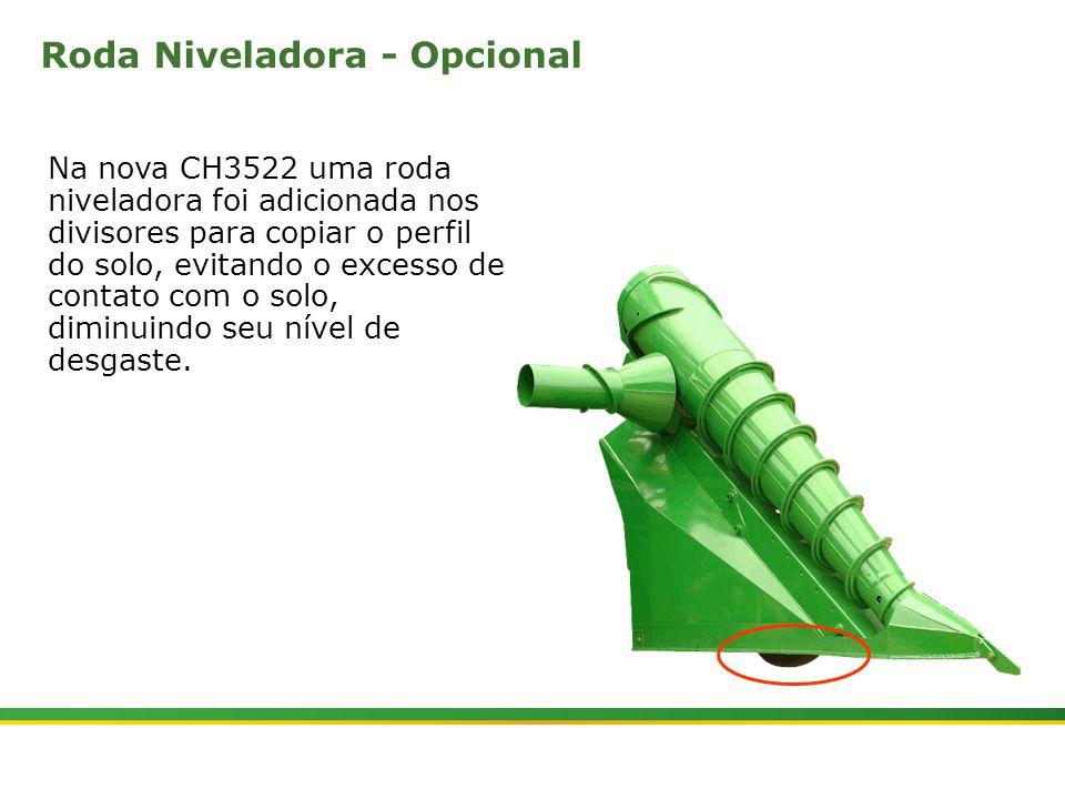 Roda Niveladora - Opcional
