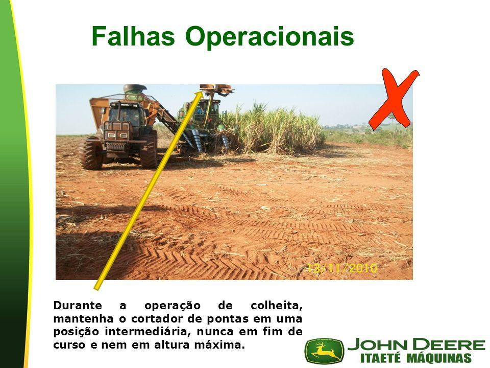 Falhas Operacionais