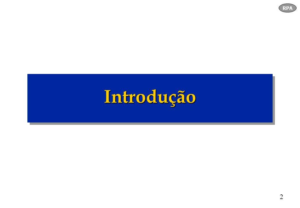 RPA Introdução