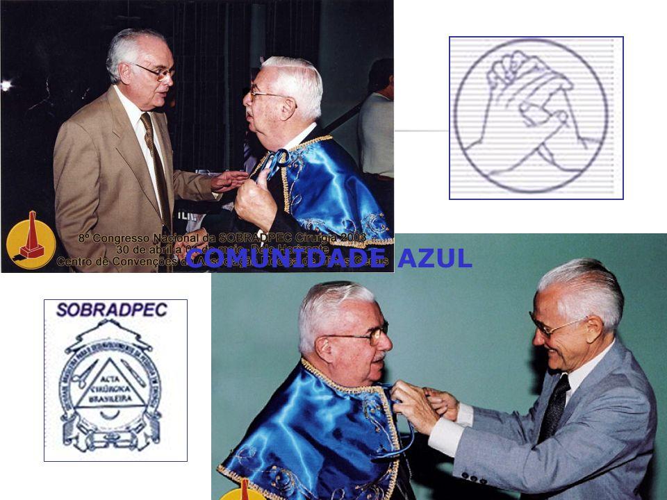 COMUNIDADE AZUL