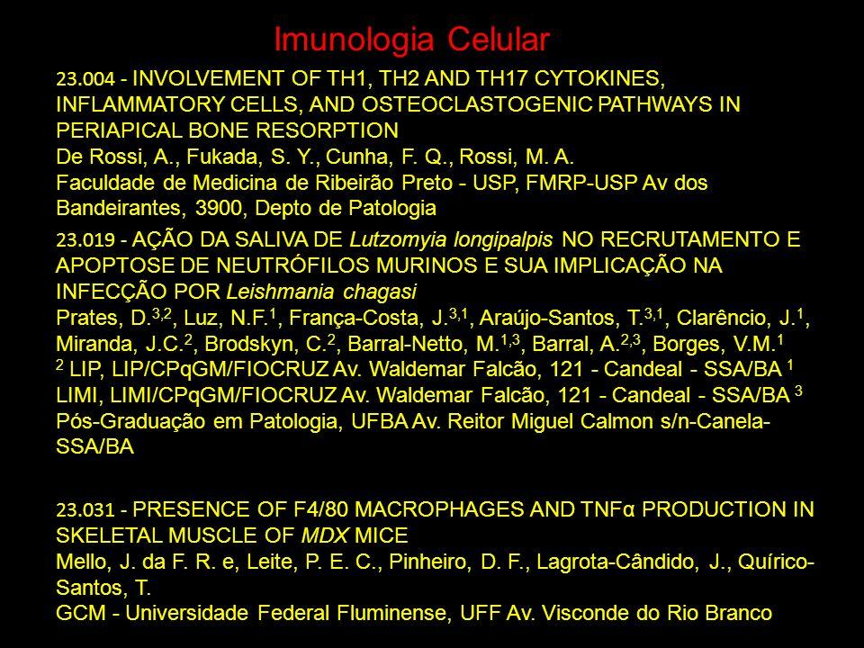Imunologia Celular