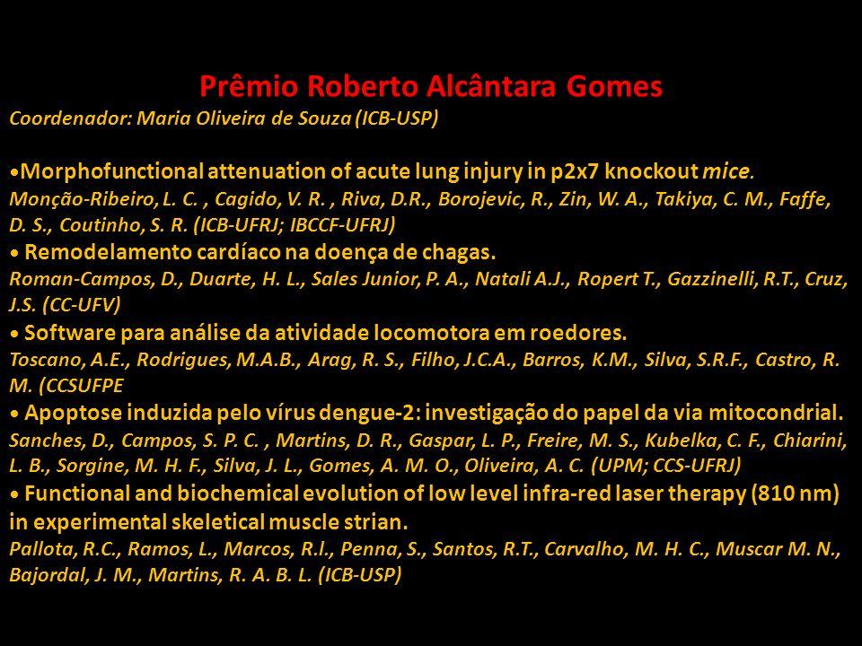 Prêmio Roberto Alcântara Gomes