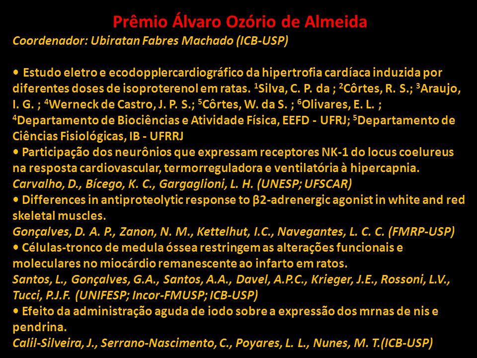 Prêmio Álvaro Ozório de Almeida
