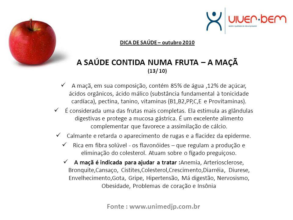 Fonte : www.unimedjp.com.br