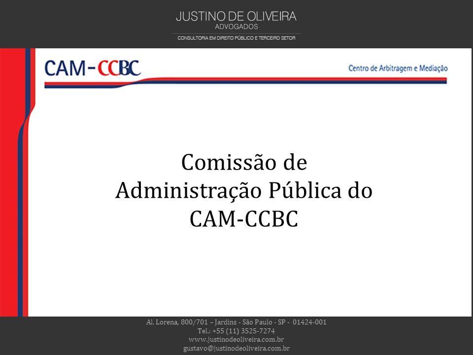 Administração Pública do CAM-CCBC