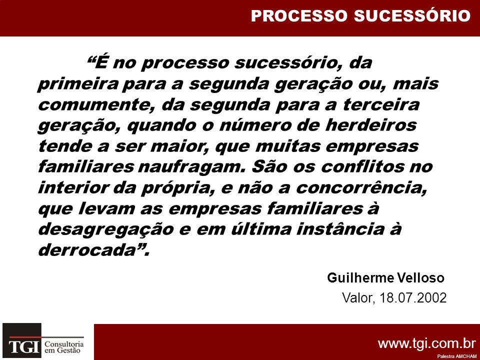 PROCESSO SUCESSÓRIO