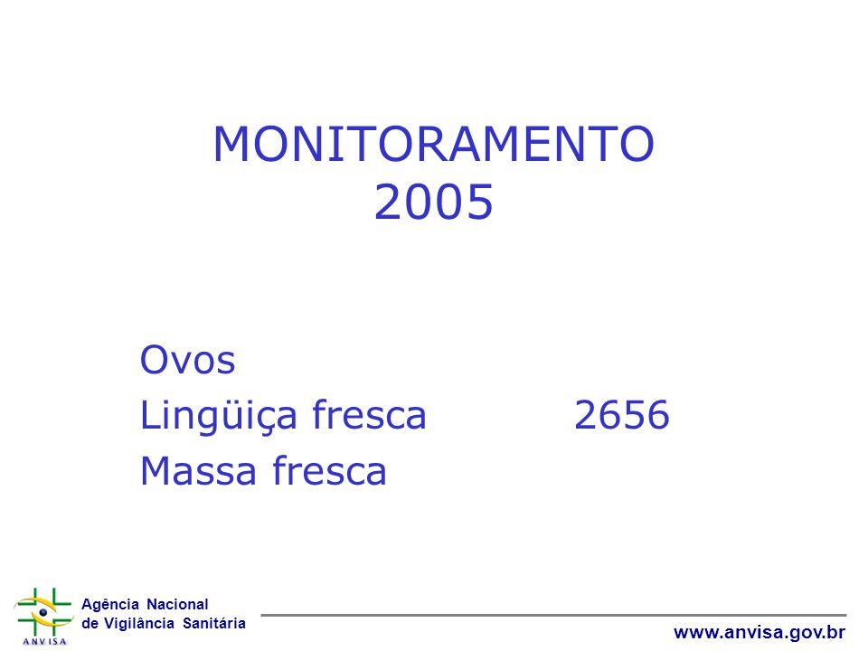 Ovos Lingüiça fresca 2656 Massa fresca