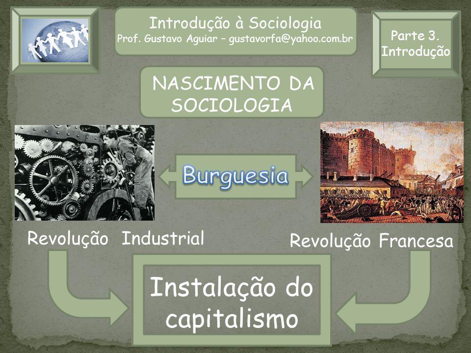 Instalação do capitalismo