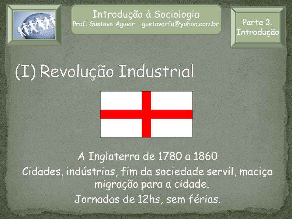 (I) Revolução Industrial