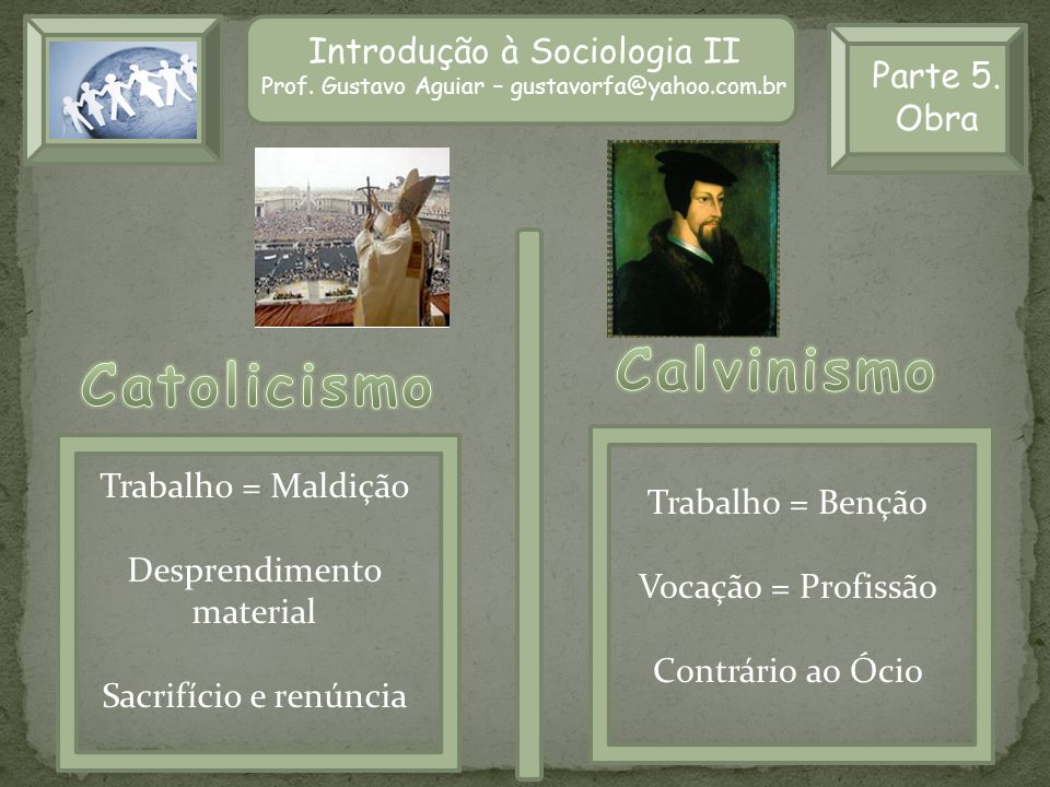 Calvinismo Catolicismo