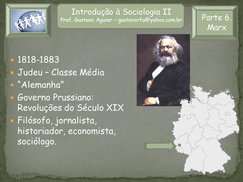 Governo Prussiano: Revoluções do Século XIX