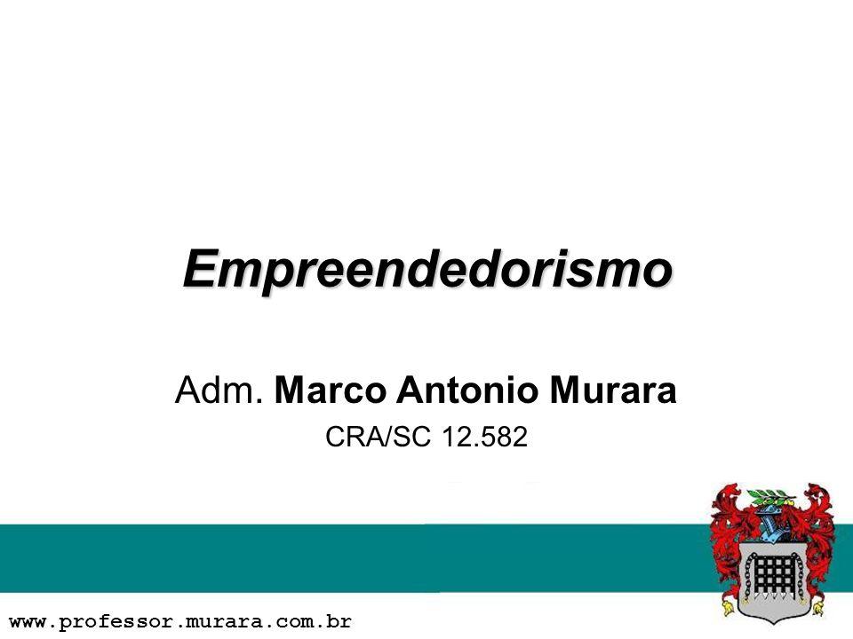 Adm. Marco Antonio Murara CRA/SC 12.582