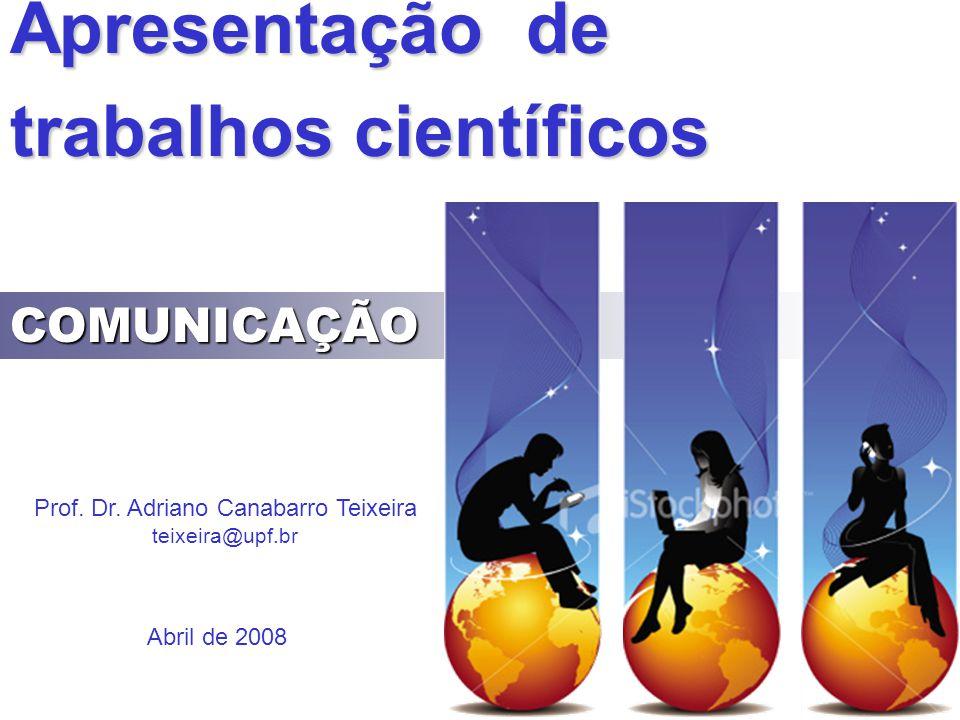 Prof. Dr. Adriano Canabarro Teixeira