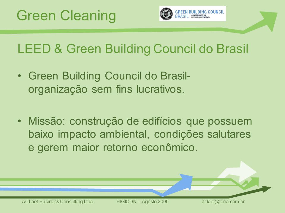 LEED & Green Building Council do Brasil