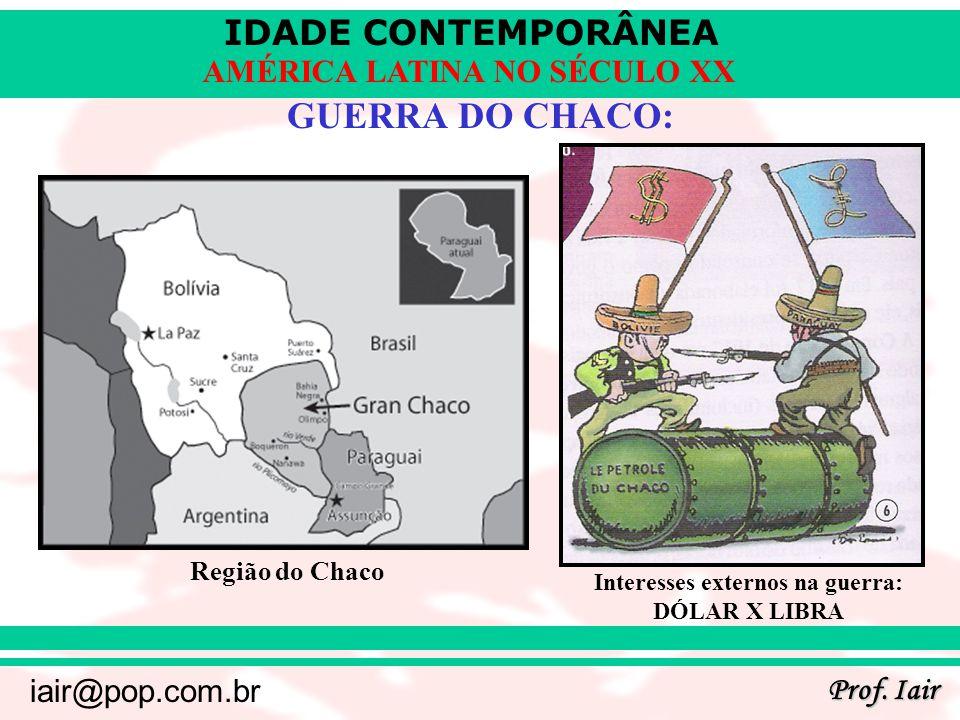 Interesses externos na guerra: DÓLAR X LIBRA