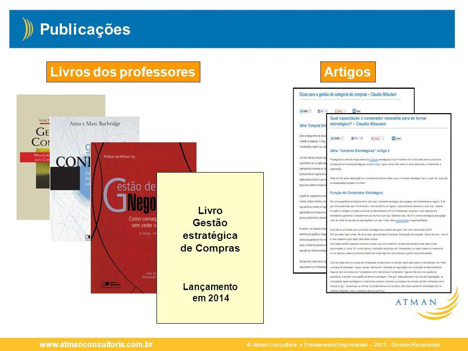 Livros dos professores