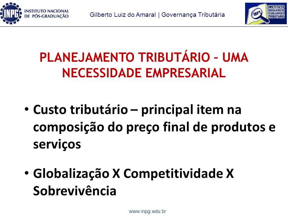 PLANEJAMENTO TRIBUTÁRIO – UMA NECESSIDADE EMPRESARIAL