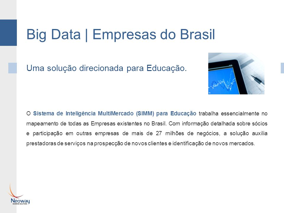 Big Data | Empresas do Brasil
