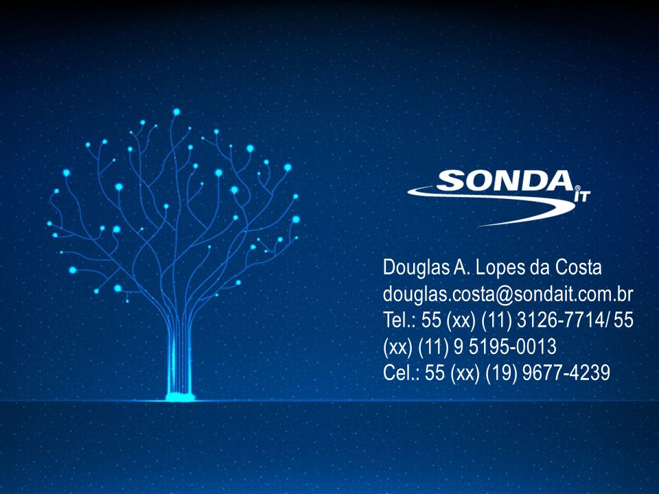Douglas A. Lopes da Costa