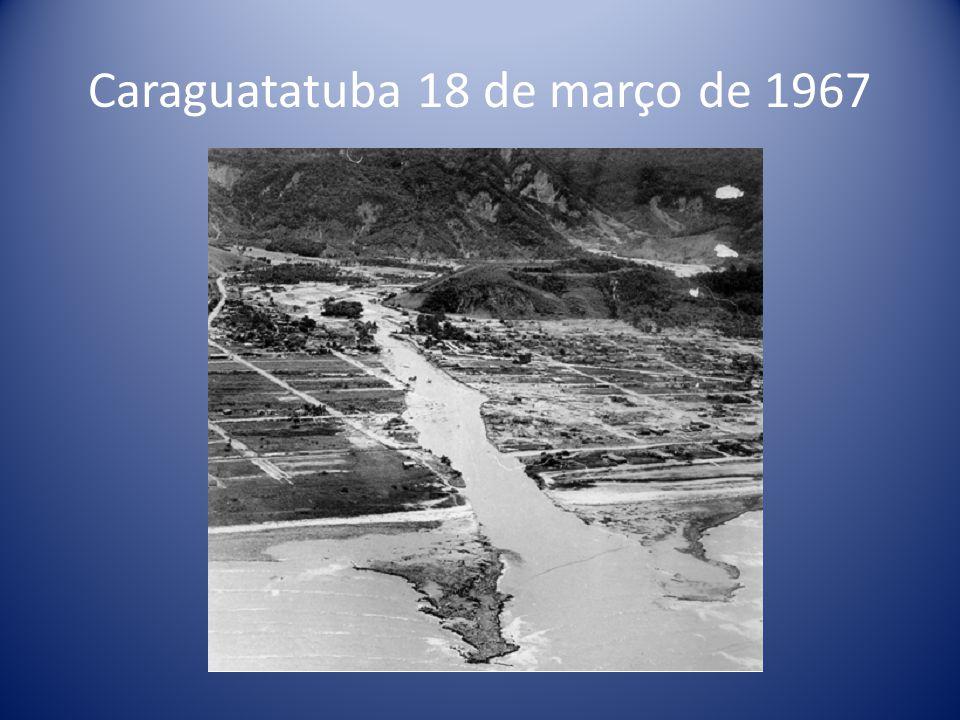 Caraguatatuba 18 de março de 1967