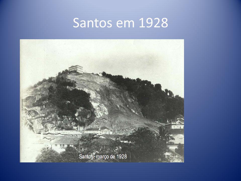 Santos em 1928