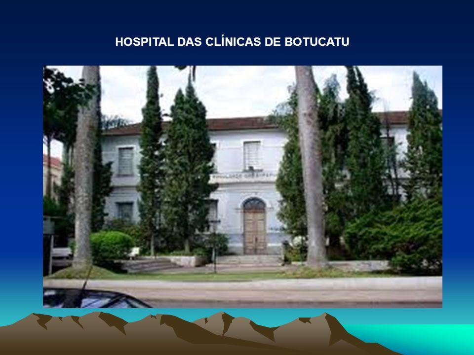 HOSPITAL DAS CLÍNICAS DE BOTUCATU