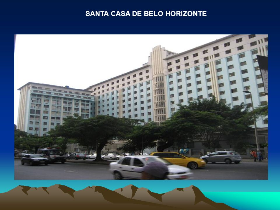 SANTA CASA DE BELO HORIZONTE