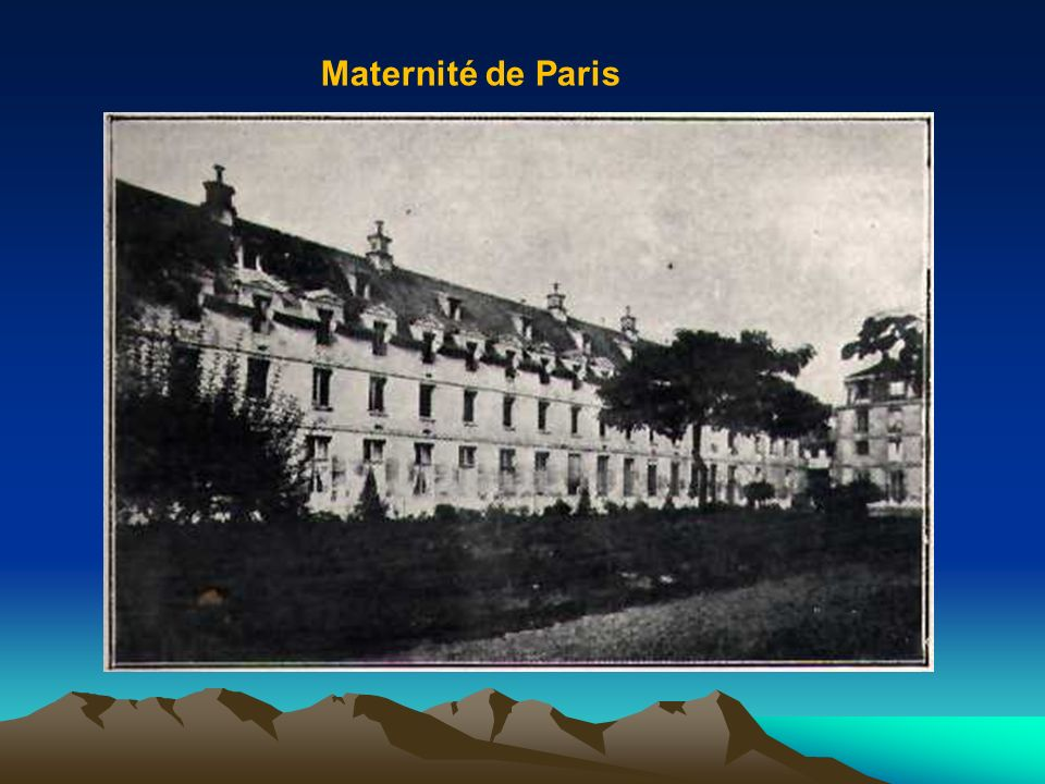 Maternité de Paris