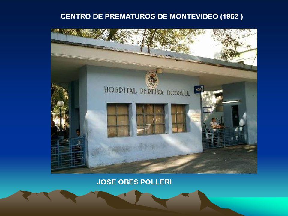 CENTRO DE PREMATUROS DE MONTEVIDEO (1962 )