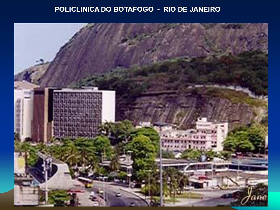POLICLINICA DO BOTAFOGO - RIO DE JANEIRO