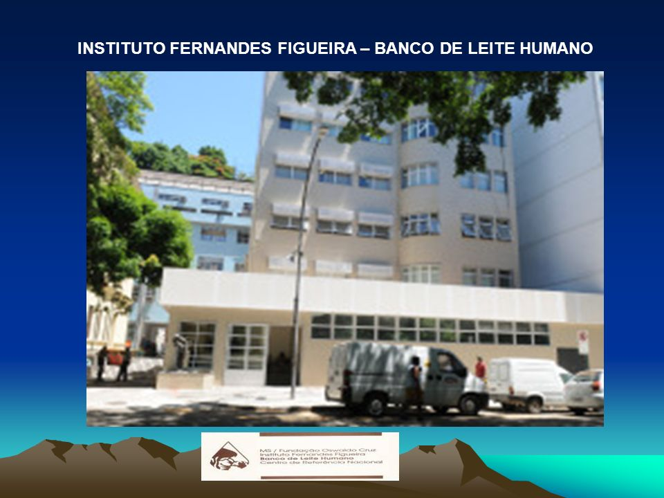 INSTITUTO FERNANDES FIGUEIRA – BANCO DE LEITE HUMANO