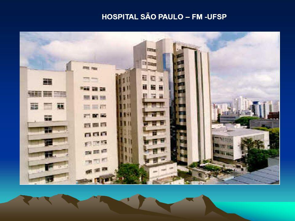 HOSPITAL SÃO PAULO – FM -UFSP