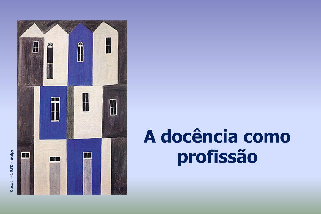 A docência como profissão